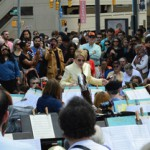 Baltimore Symphony Musicians Play for Peace