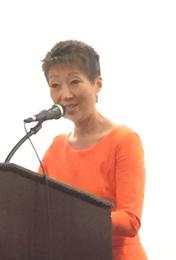NEA Chairman Jane Chu