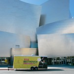 VAN Beethoven in front of Disney Concert Hall