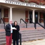 Repaying My Debt to the Cincinnati Symphony