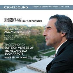 CSO Schoenberg Shosty