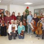 San Antonio Musicians' Caroling Project